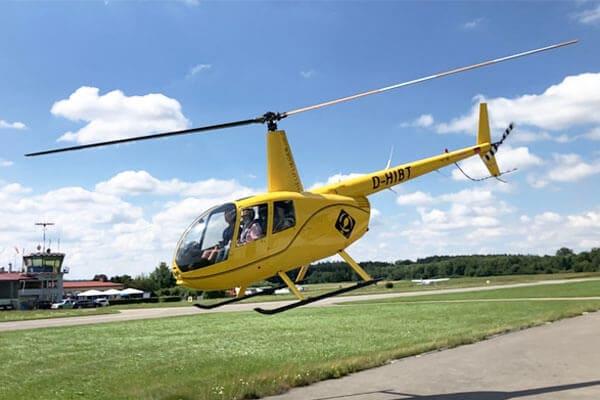Hubschrauber Rundflüge Reichelsheim </br>Heli Selberfliegen